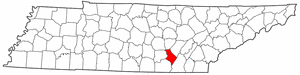 Image:Map of Tennessee highlighting Sequatchie County.png