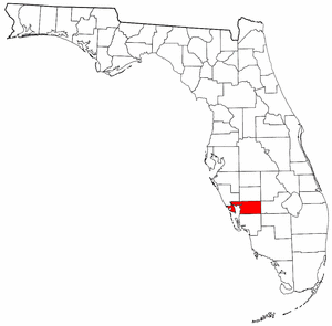 Image:Map of Florida highlighting Charlotte County.png