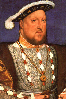 Henry VIII introduced a new method of granting the Royal Assent.