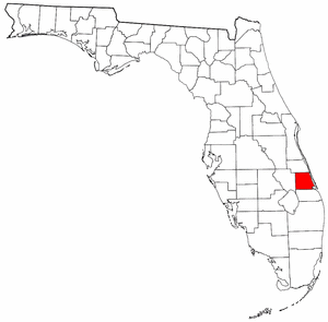 Image:Map of Florida highlighting St. Lucie County.png