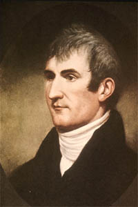 Meriwether Lewis, portrait by