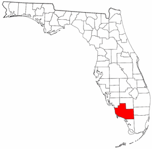 Image:Map of Florida highlighting Collier County.png