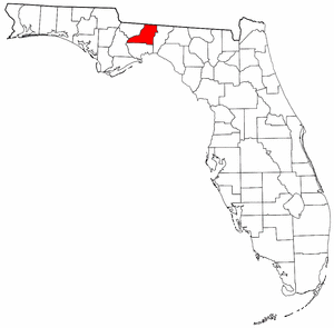 Image:Map of Florida highlighting Leon County.png