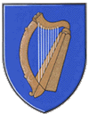 Coat of Arms of the Republic of Ireland