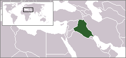 Image:LocationIraq.png