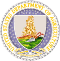 Seal of the Department of Agriculture