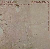 "The Cover of Brian Eno's Apollo: Atmospheres and Soundtracks, widely considered a quintessential ambient music release from 1983, ten years after Eno defined the term ""ambient"" as related to music."