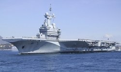 French aircraft carrier
