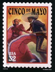 Cinco de Mayo is increasingly celebrated in  and the U.S. Southwest
