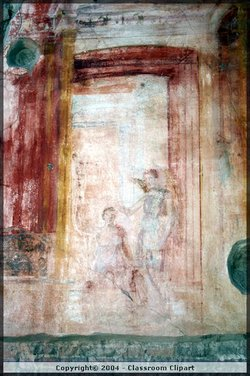 Pompeii's well-preserved frescoes offer an unparalleled insight into the culture of an ancient city.