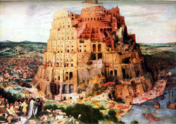 """The Tower of Babel"" by"