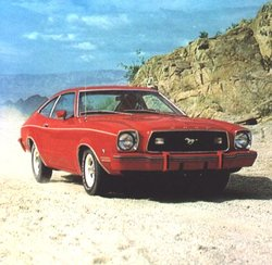 1978 Ford Mustang II 2+2