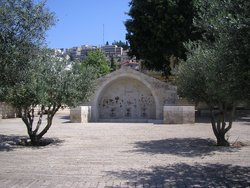 Mary's Spring - An ancient spring from the time of the virgin Mary, That is a symbol of Nazareth
