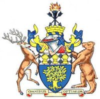 Arms of Gedling Borough Council