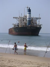is one of Goa's main industries