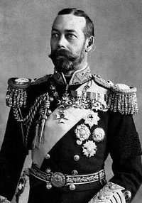 King George V King of the United Kingdom of Great Britain and Northern Ireland, Emperor of India