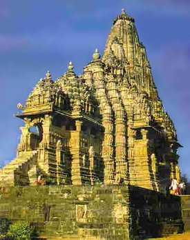 10th-century mandir (temple) in , Madhya Pradesh