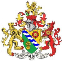 Arms of Tameside Metropolitan Borough Council