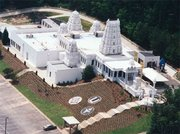 Hindu Mandir (temple) in Atlanta, USA