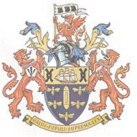 Arms of Salford City Council