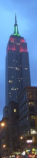 The , New York City's tallest building