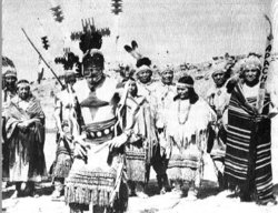Group of Apaches