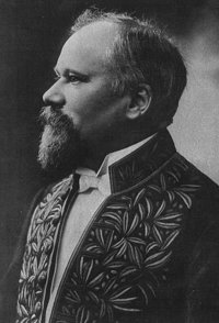 Raymond Poincaré, President of the French Republic during the Great War.