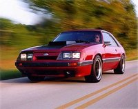 "Modified 1985 Ford Mustang GT ""5.0"""