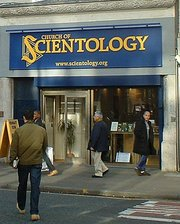 Scientology Center on  in